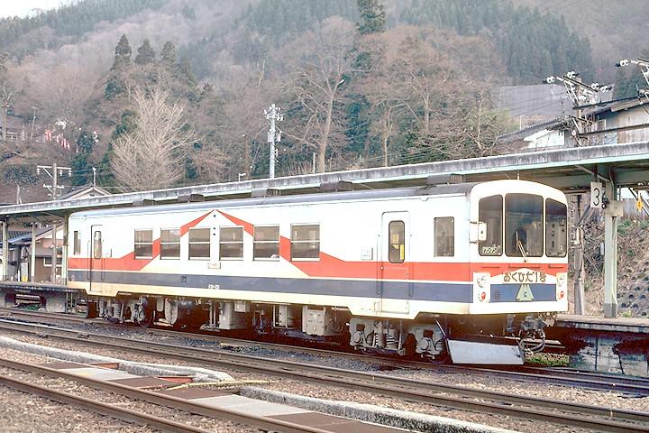 神岡鉄道KM-101(おくひだ1号)