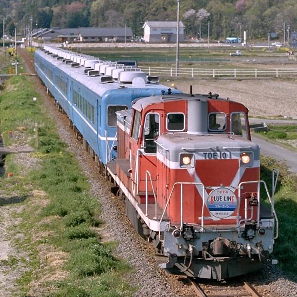 樽見鉄道うすずみブルーライン号