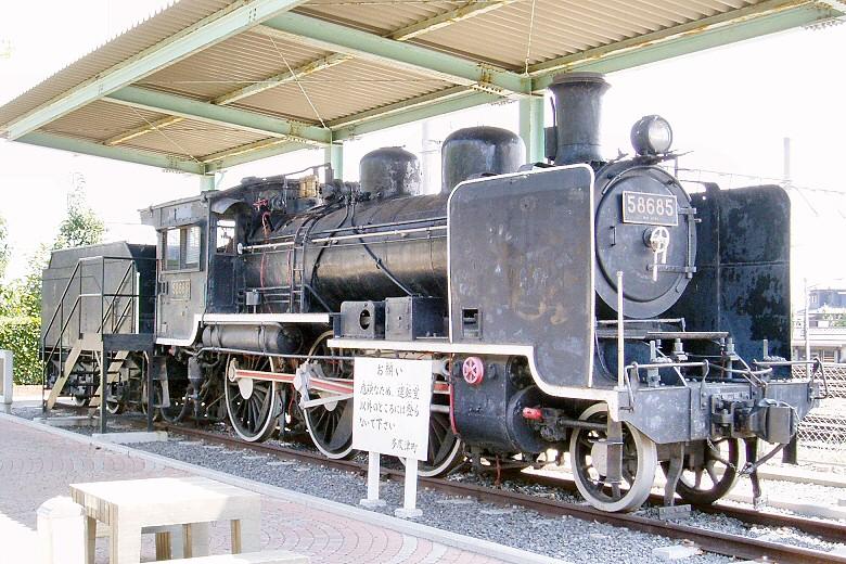 58685(保存車両)
