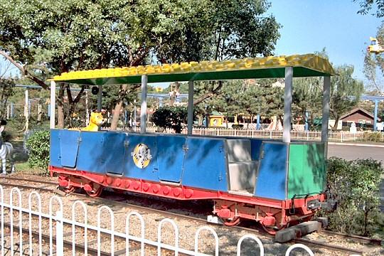 阪神パーク遊戯列車(客車)