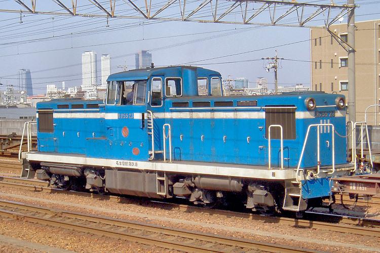 名古屋臨海鉄道ND5523