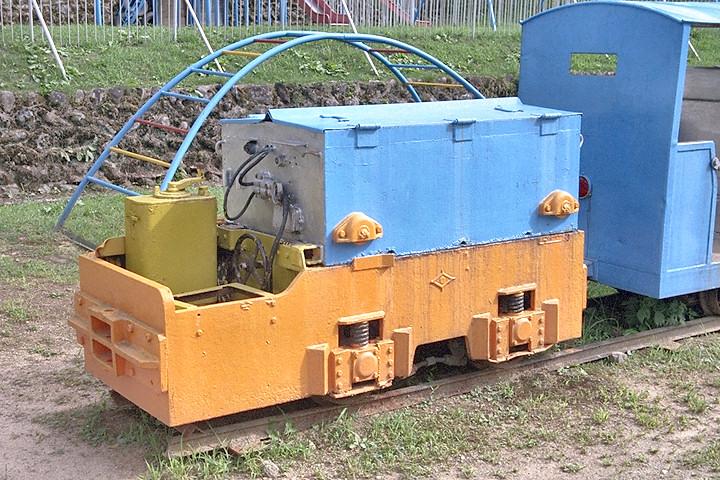 中竜鉱山BL(保存車両)